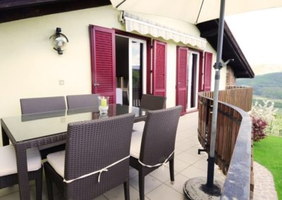 Melanies Guesthouse - balcone panoramico