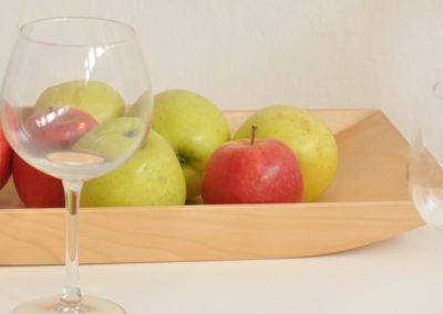 Melanies Guesthouse Stilleben Apfel