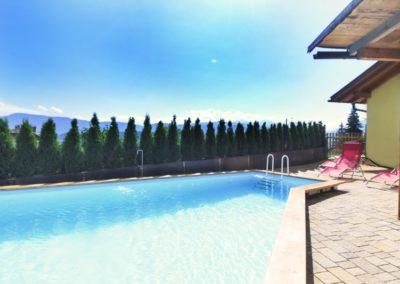 Melanies Guesthouse Caldaro piscina